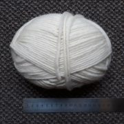 Supersoft roving yarn for felting