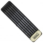 Cretacolor Monolith Solid graphite Pencil - Pocket Set 6 Pencils