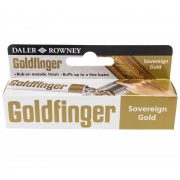 Daler Rowney Goldfinger Metallic Paste