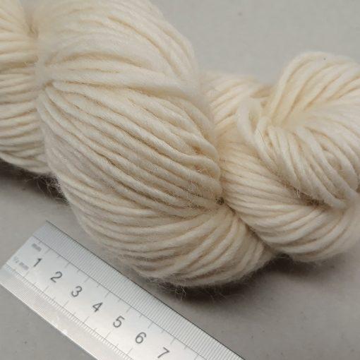Norwegian Natural Wool Roving Yarn