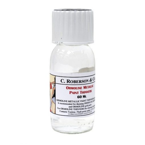 Roberson Ormoline Metallic Paint Thinner