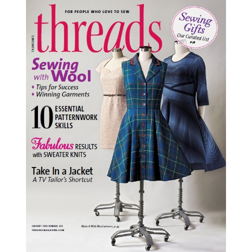 Threads Magazine - December 2018/January 2019 - No 200