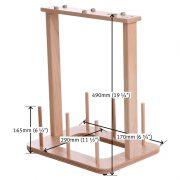 Ashford Yarn Stand dimensions