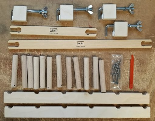 Louet Erica Loom Accessory Kit for Beginners