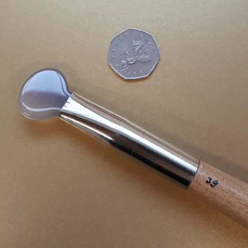 Agate Flat Burnisher for gilding