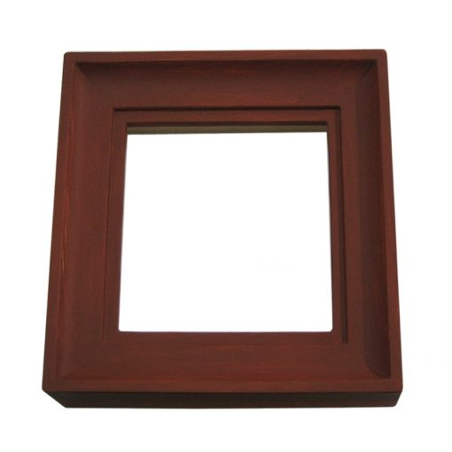 Wooden Frame prepared with bold for water gilding