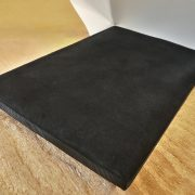 Gilders Cushion with Parchment shield
