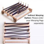 Indirect Warping on the Ashford Rigid Heddle Loom
