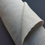 55% linen / 45% cotton unprimed canvas fabric