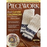 Piecework Magazine Spring 2019