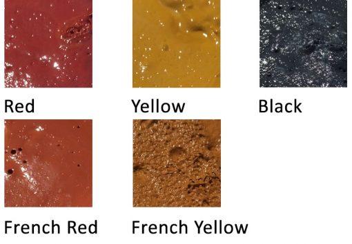 Sinopia Clay Bole Colours