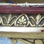 Bole underneath the gold leaf