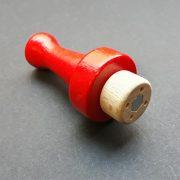 Wooden holder for 1-4 felting needles