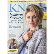 Interweave Knits Magazine - Spring 2019