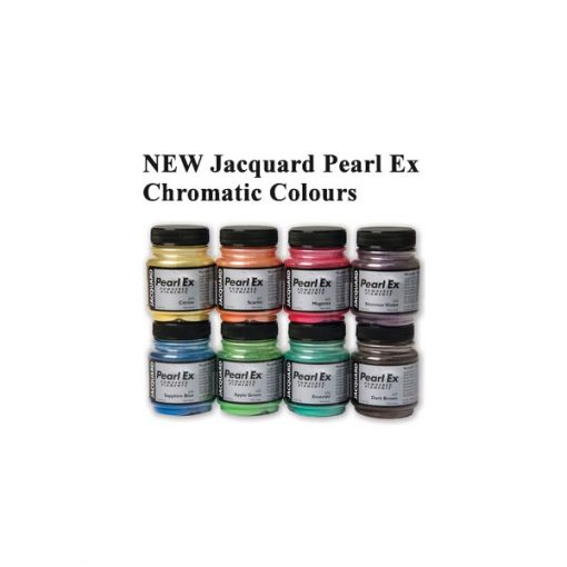 NEW Pearl Ex Chromatic Colours