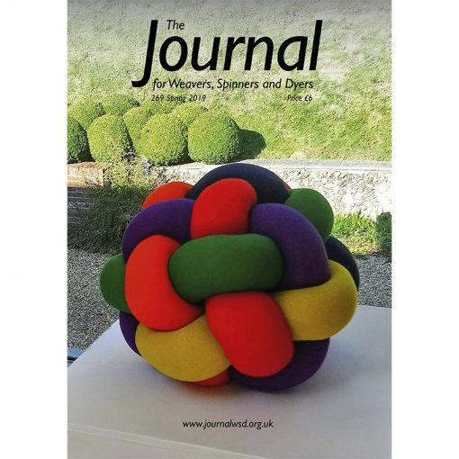The Journal for Weavers, Spinners & Dyers - Spring 2019