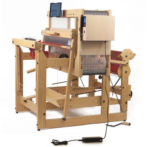 Louet Megado Weaving Loom 32 shaft Electronic Dobby 2