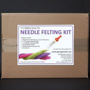 Fibrecrafts Needle Felting Kit
