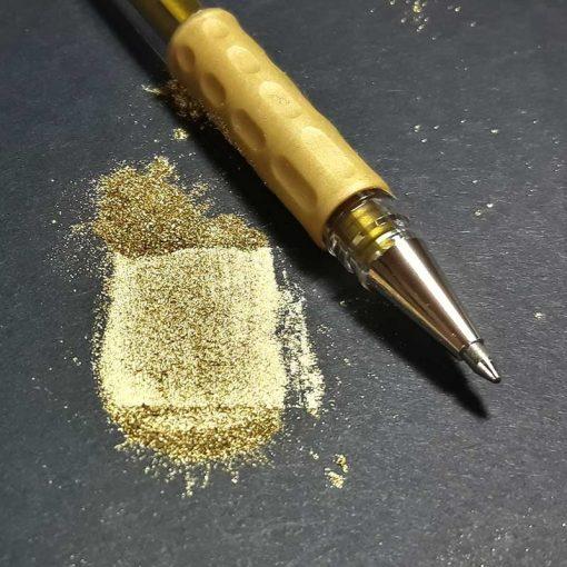 Gold Metallic Powder for screen printing inks