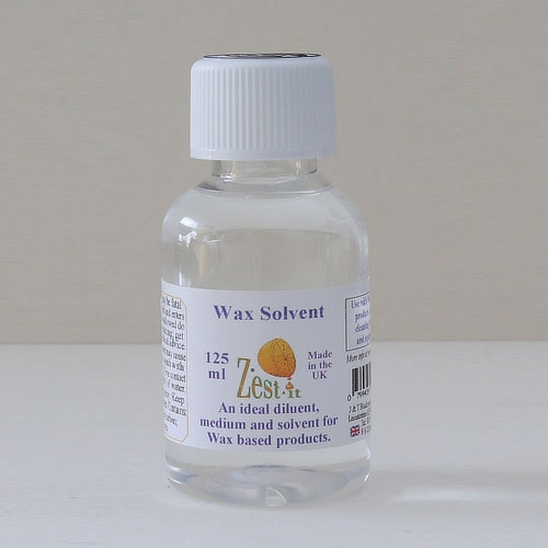 Zest-it Wax Solvent for thinning waxes