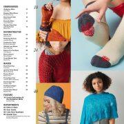 Knitscene Magazine Summer 2019 Contents