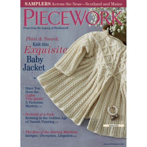 Piecework Summer 2019 issue