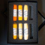Unison Colour Soft Pastels - Orange Colours
