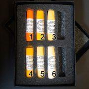 Orange Unison Colour Pastels