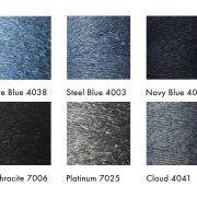 Venne Eco Jeans Yarn Colour Chart