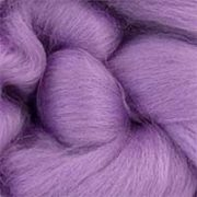Dyed Wool Fibres