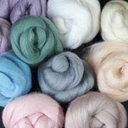 Dyed Merino Wool Tops Multi-packs