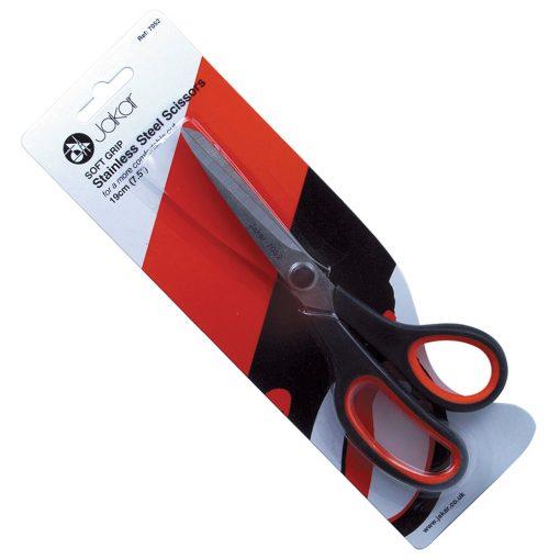 Jakar Scissors Soft Grip Handle