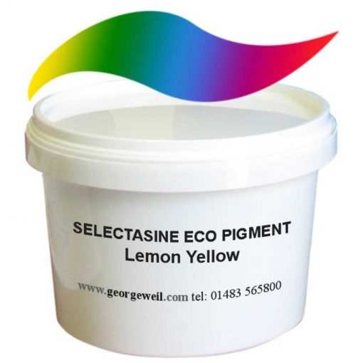Selectasine Eco Pigments 1kg for screen printing