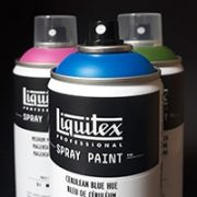 Water-based Spray Paints