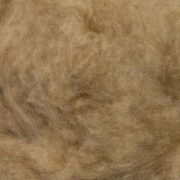 Camel fibre for spinning