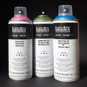 Liquitex Spray Paints