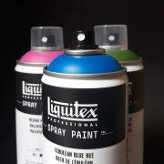 Liquitex Professional Artists Spray Paints