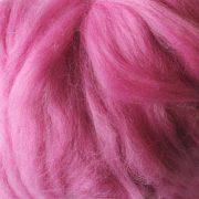 Berry Dyed Merino Wool Tops