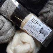 British wool for spinners