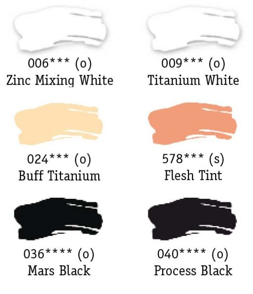 Daler Rowney System 3 500ml colours