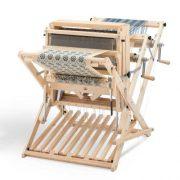 8 shaft 10 treadle weaving loom - Wolf Pup 8.10