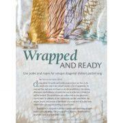 Shibori Pole & Rope Wrapping