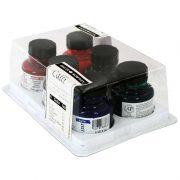 Daler Rowney Calli Calligraphy Ink Colour set 6