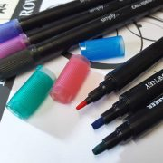 Simply Calligraphy Marker Set 6 pens