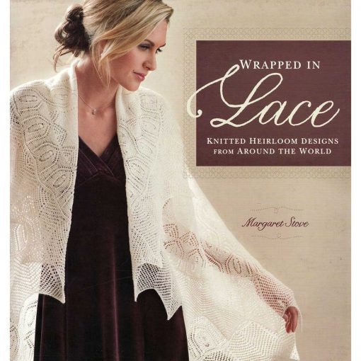 Wrapped in Lace by Margaret Stove