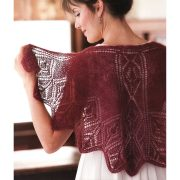 Wrapped in Lace by Margaret Stove - Faroese Style Shawl
