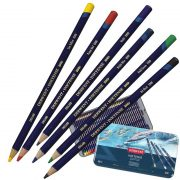 36 Derwent Inktense Pencils Tin