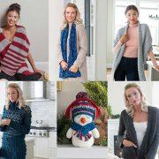 Interweave Crochet Winter - 2020 Contents