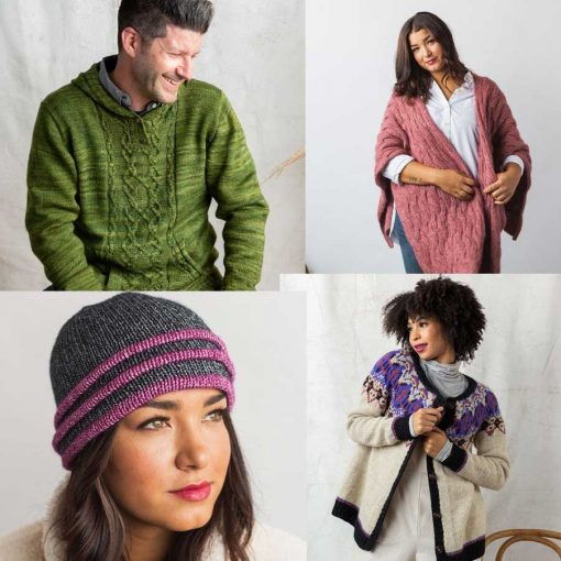 Interweave Knits Winter 2020 - Contents