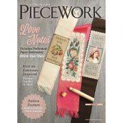 Piecework Magazine - Spring 2020